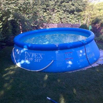 pool selbst aufstellende 3,6m und - thumb