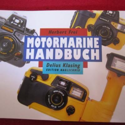 Motormarine Handbuch - Unterwasserfotogr - thumb