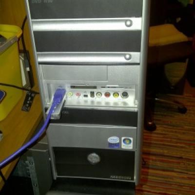 Tower PC Hp mit Windows - thumb