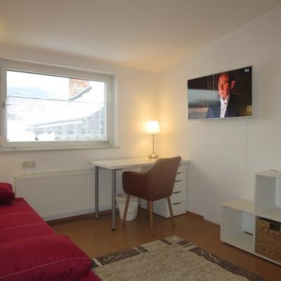 Zimmer möbliert in der WG Bäumlegasse Dornbirn - thumb