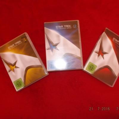 Star Trek The Original Series 1 - 2 - 3 TOS Raumsc - thumb