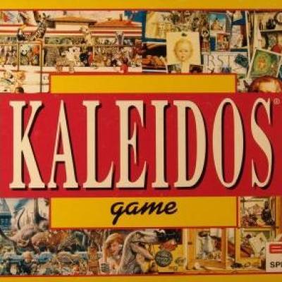 Kaleidos Game - Spiel - Jahr 1995 - alt - für Samm - thumb