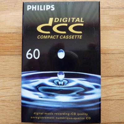 DCC Cassetten - thumb