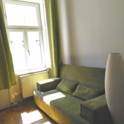 Helles WG Zimmer beim AUGARTEN, nahe Uni Wien - thumb