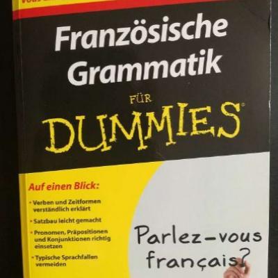 Französische Grammatik für Dummies - thumb