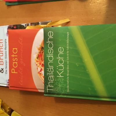 Kochbücher Reis, Pasta, Frühstück - thumb