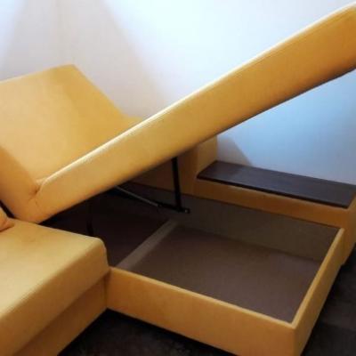 Couch 2v1 mit lotusblütten effekt - thumb