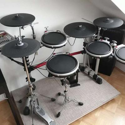 E-Drums Yamaha DTXtreme II S - thumb