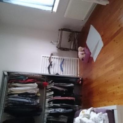 WG Zimmer, uriges altes Haus mit Garten, Bahnnähe - thumb
