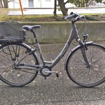 Damenfahrrad - komfort Trekkingbike - thumb