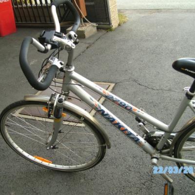 Nakita Citybike Damen - thumb
