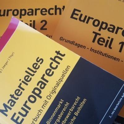Europarecht - thumb