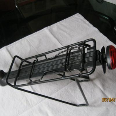 Der Besondere Fahrrad-Gepäckträger aus ALU - thumb
