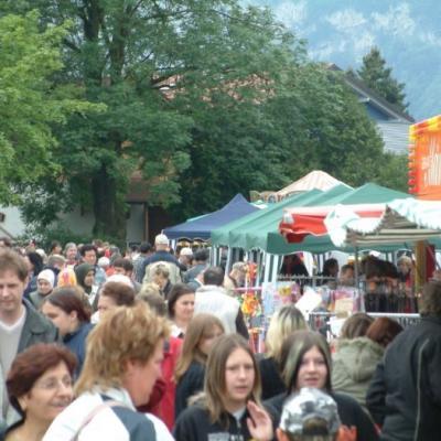 Freigelände Flohmarkt - thumb