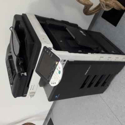 Multi Drucker bis A3 Konica Minolta bizhub C353 - thumb