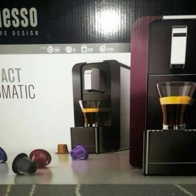 Kaffeekapselmaschine Neu - thumb