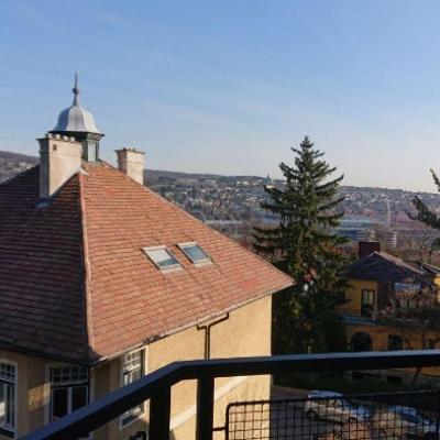Dachwohnung herrliche Aussicht in Ober St. Veit - thumb