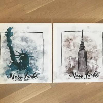Zwei schöne Bilder zu verkaufen - thumb