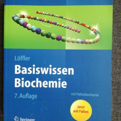 Basiswissen Biochemie - Löffler - thumb