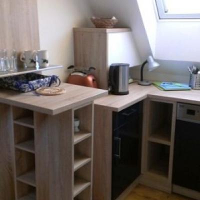 Stylisches Dachgeschoss-Apartment, sonnig, lässig - thumb