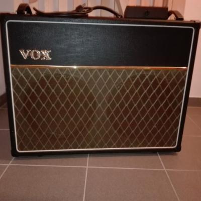 Verstärker E-Gitarre: VOX AC30 - thumb