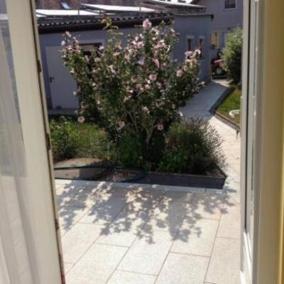 Single- / Pendlerwohnung zentral Gartenbenutzung - thumb