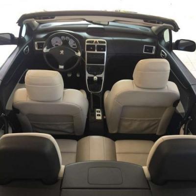 Peugeot 307 CC 2,0 16V Automatik/Tiptronic Cabrio - thumb