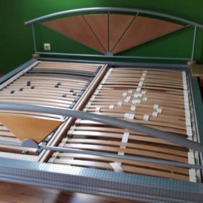 Doppelbett inkl. Lattenrost - thumb