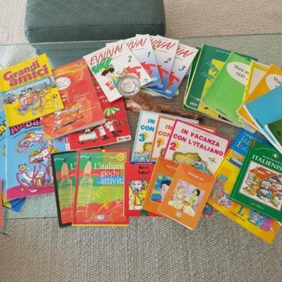 Italienischbücher für Lehrende - thumb
