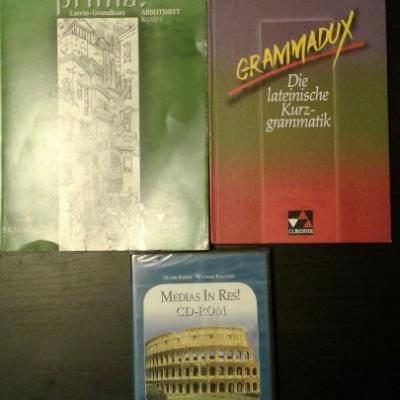 Latein Bücher/CD-Set - thumb