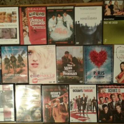 DVD Sammlung - thumb