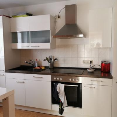 Küche inkl. E-Geräte wegen Umzug günstig abzugeben - thumb