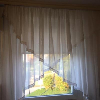Vorhang/ 150x150 cm/ maßgeschneidert - thumb