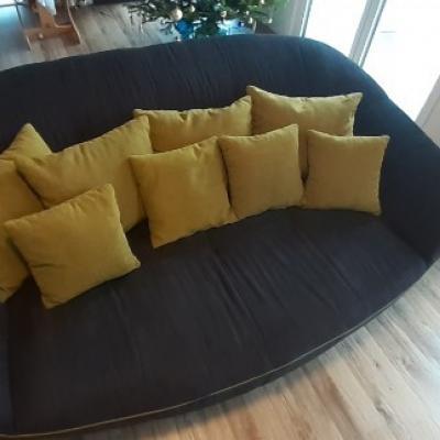 BIG SOFA freistehende Couch um EUR 155 - thumb