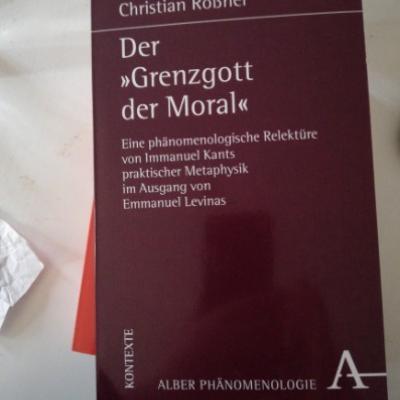 Der Grenzgott der Moral, C. Rößner - thumb