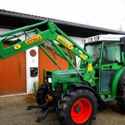 Traktor Fendt 250 S - thumb