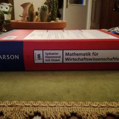 Mathematik für Wirtschaftswissenschaftler 4.Aufl - thumb