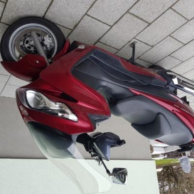 Roller Suzuki Burgmann 400 AN - thumb