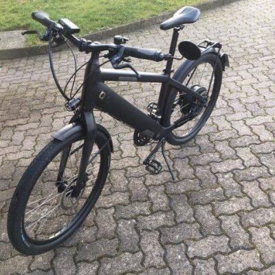 E-Bike Stromer ST1 Platinum schwarzen - thumb