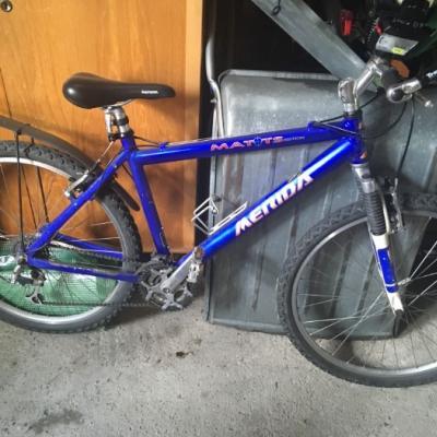 Gebrauchtes Merida Mountainbike - thumb
