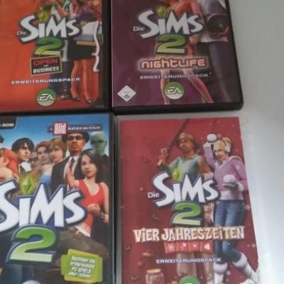 Sims 2 Spiele - thumb