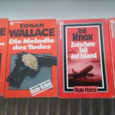 Mehrere Krimi/Western - thumb