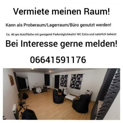 Proberaum/Lagerraum/Büro - thumb