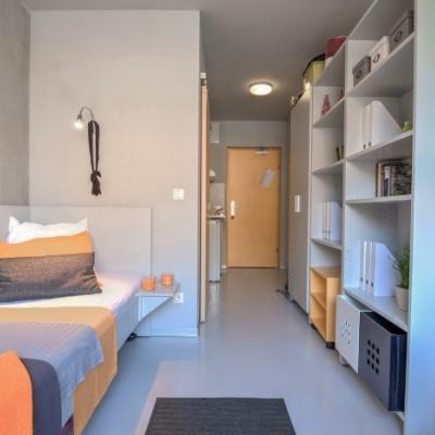 Zimmer in Studentenheim zu vergeben - thumb
