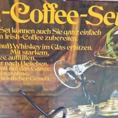 Irish Coffee Set - thumb