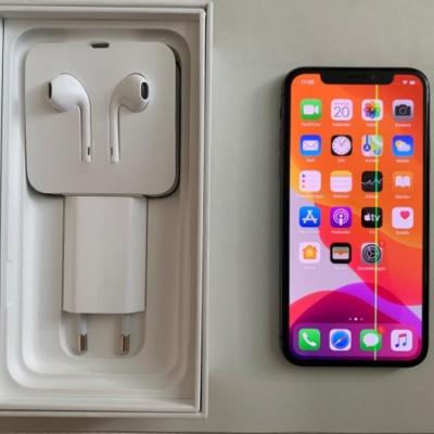 iPhone X - 64 GB mit OVP VHB: 300€ - thumb