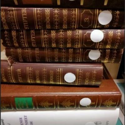 Ich suche Dich zum Katalogisieren meiner Bücher - thumb