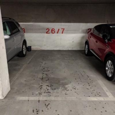 Tiefgaragenparkplatz Augasse 26 - thumb