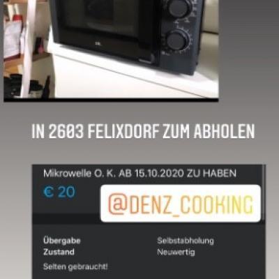 Mikrowelle O.K. - thumb