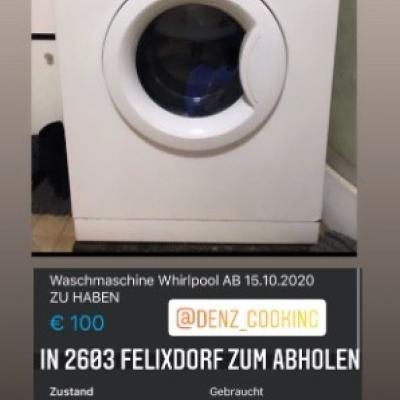 Waschmaschine Whirlpool - thumb